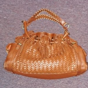 Coe Haan leather bag